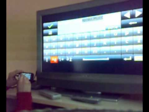 Nokia 5800 Xpress Music - Plugged In TV