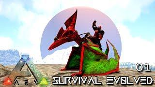 ark survival evolved new amazing adventure begins e01 modded ark pugnacia dinos