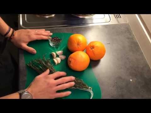 Pato a la naranja chez moi youtube for Pato a la naranja