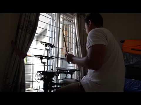 Drummer Ngasal - Padi - Sang Penghibur - Drum Cover