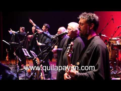 Quilapayún 2013 - La batea