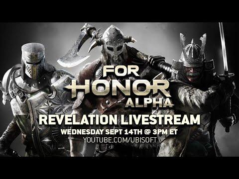 For Honor Revelation Stream