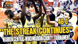Warren Central Marion County Champs | The Streak Continues 46-0 | THEY WONT BE DENIED