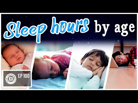 Just How Much Sleep Does Your Son Or Daughter Need
