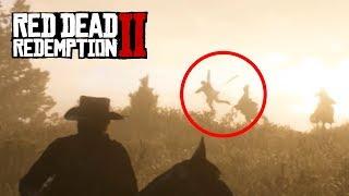 Análisis en profundidad del gameplay de Red Dead Redemption 2 (parte 2)