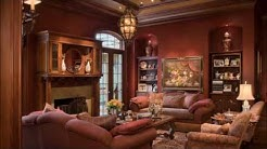 Elegant Wooden Furniture For Traditional Interior Design English