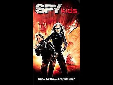 Download Opening To Spy Kids 2001 VHS
