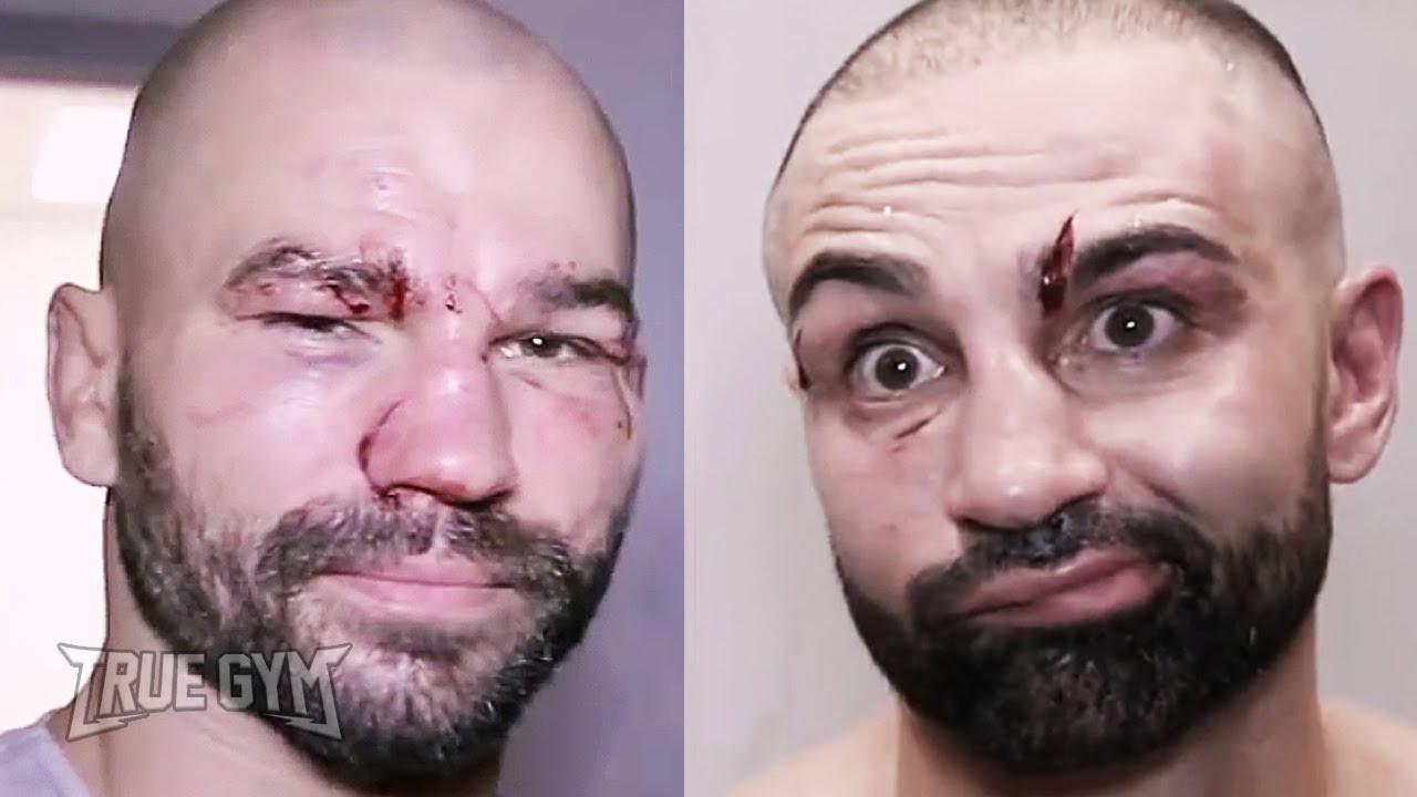 Бой Артем Лобов против Поли Малиньяджи / Слова после боя