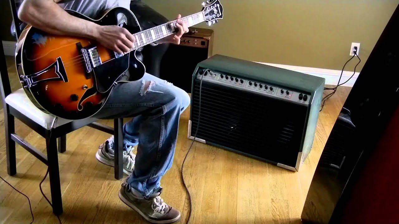 Diy guitar amp demonstration youtube solutioingenieria
