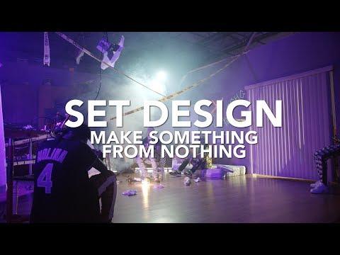 Set Design For Music Videos