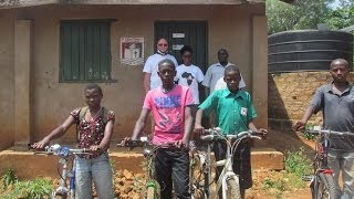 BICYCLES ARE TRANSFORMING CHILDREN'S LIVES IN UGANDA