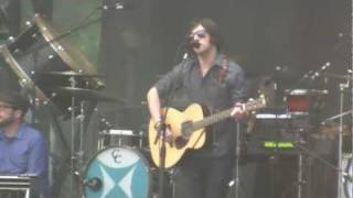 """Bright Eyes- """"Old Soul Song for the New World Order"""" (HD) Live on 8-7-2011"""