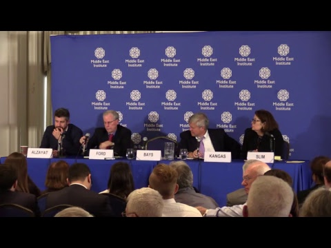 The Syrian Crisis: What Lies Ahead on the Battlefield and in Diplomacy? (Livestream)