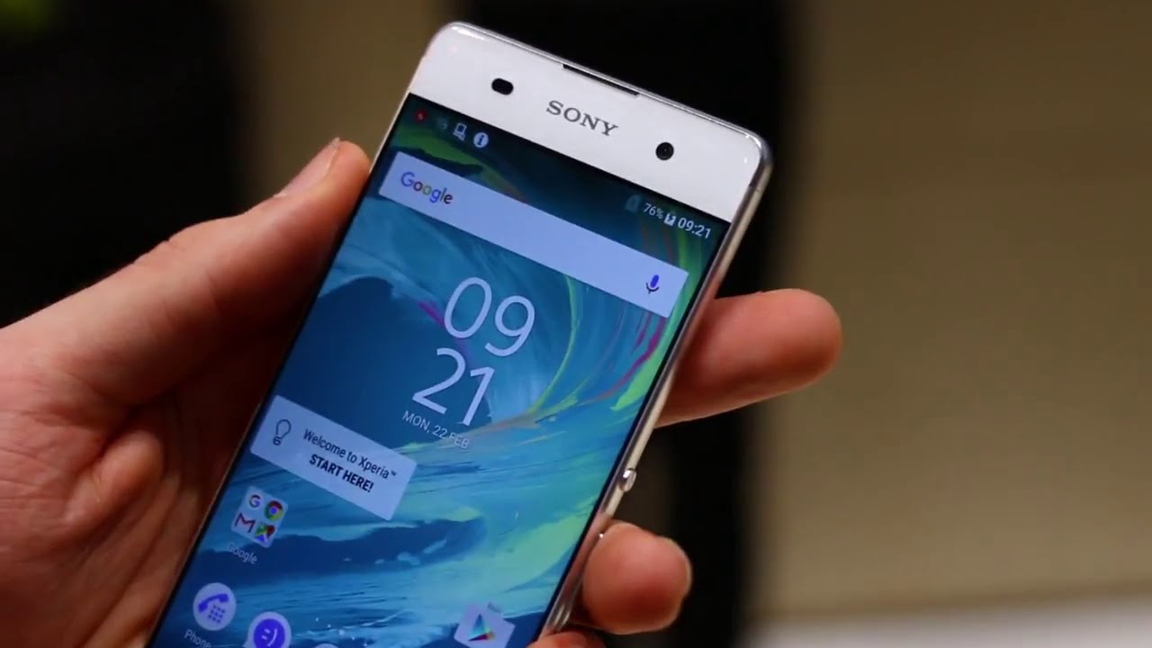 Sony Xperia M2, le smartphone 4G le plus abordable de Sony - YouTube