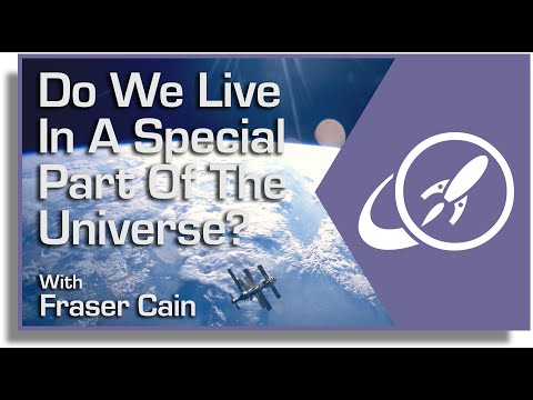Do We Live in a Special Part of the Universe?