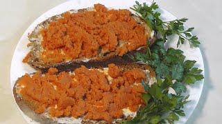 Икра из манки   Привет из СССР   Закуска на бутерброд