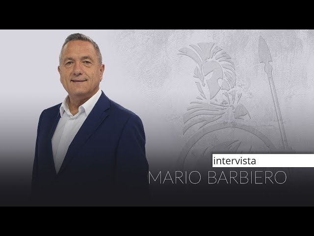 Mario Barbiero in vista di #SoraPerugia