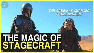 The Mandalorians Amazing Special Effects | Stagecraft Explained | Unreal Engine