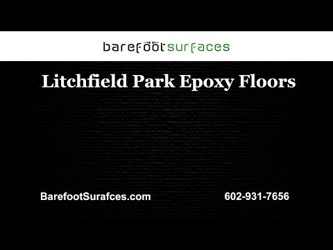 Litchfield Park Epoxy Floors | Barefoot Surfaces