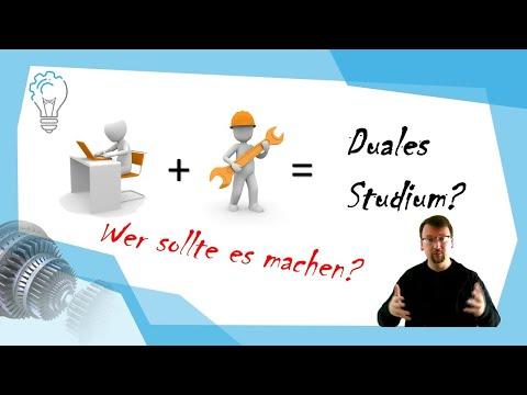 Duales Studium: wer sollte es machen?