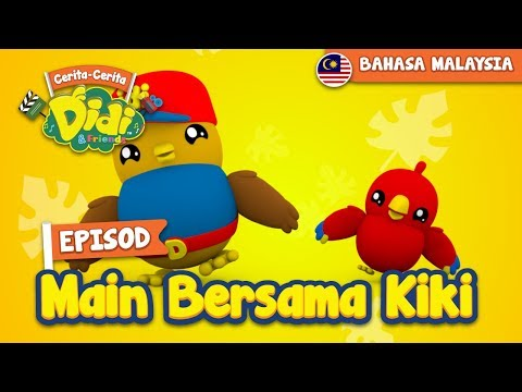 #29 Episod Main Bersama Kiki | Didi & Friends