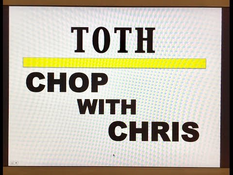 Chat With Chris:  KYLE TOTH Interview & Shop Tour