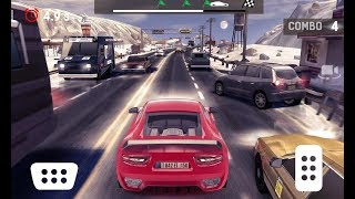 Traffic Xtreme 3D - Fast Car Racing - Highway Speed Games - Android Gameplay FHD