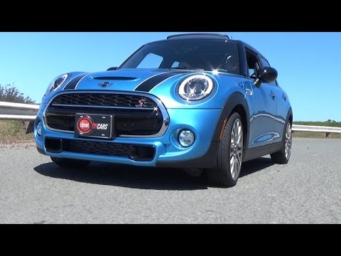 CNET On Cars - 2015 Mini Cooper 4-door: Too many doors, or the perfect Cooper?, Episode 64