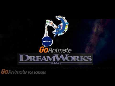 goanimatedreamworks skg logo 2017 youtube