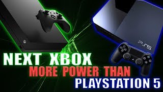 XBN: Phil Spencer Says The Next Xbox Will Be MORE POWERFUL Than The PS5! Sony Fans Aren