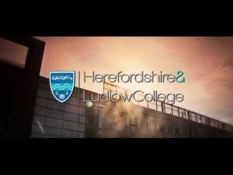 Welcome to Herefordshire & Ludlow College