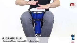 MEINL Percussion - MEINL Percussion - JR. DJEMBE, BLUE - JRD-B