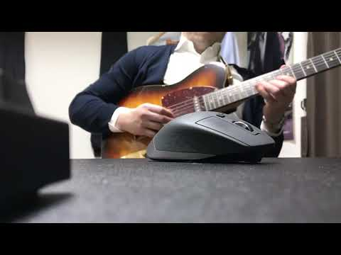 How high the moon, guitar with Tom Anderson Hollow T Classic , no amps