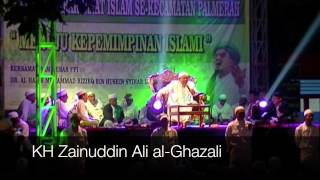 "KH ZAINUDDIN ALI AL-GHAZALI - ""JANGAN SAMPAI ISLAM HANYA TINGGAL NAMA..."""
