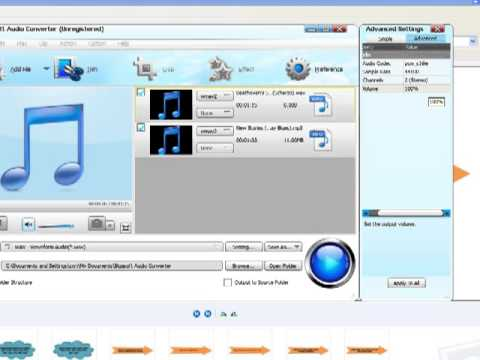 QCP Converter - Fast Convert QCP Files to MP3, WAV, WMA, M4A, MP2, AC3 and etc