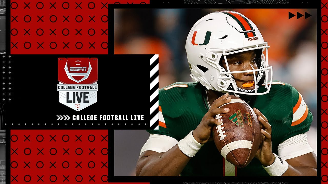 What's wrong with Miami and Florida State? | College Football Live