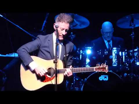 Lyle Lovett - If I Had a Boat (Live - Morristown, NJ)