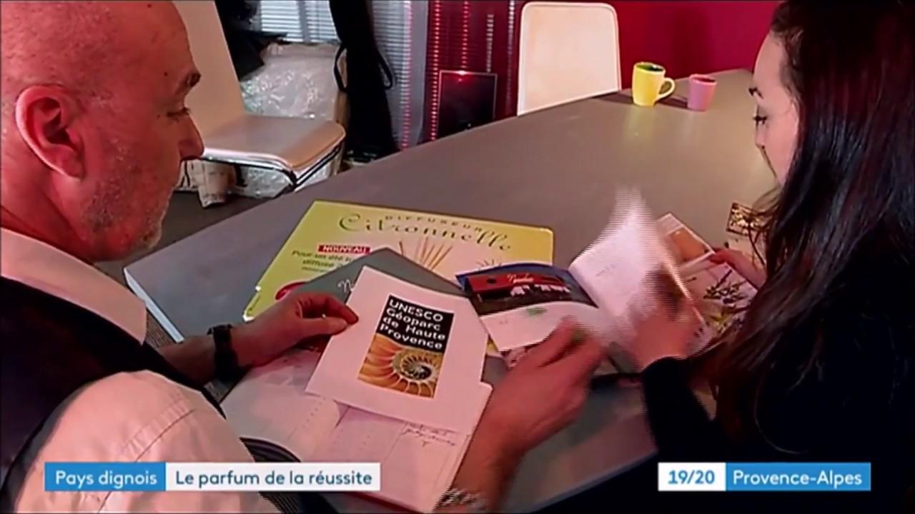 Nicolosi Creations sur France 3