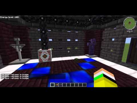lazer's lab - FTB Ultimate - #7: Nuclear Reactor and new lab!