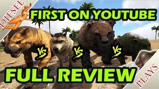 Ark Happened Thylacoleo Vs Sabertooth Vs Direwolf Vs Direbear Youtube Play as a dino mod. ark happened thylacoleo vs sabertooth vs direwolf vs direbear