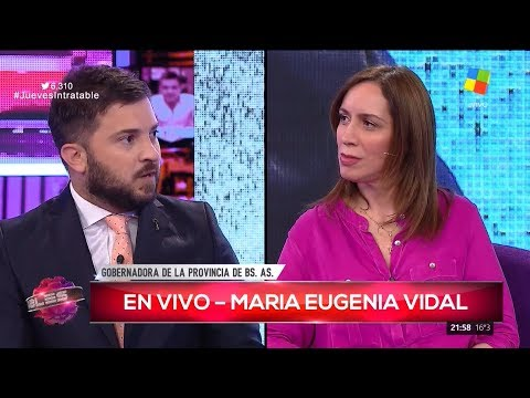 M.E.Vidal le contesta a Branca - VamosDotPK