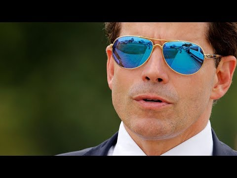 Anthony Scaramucci reportedly fired as White House communications director