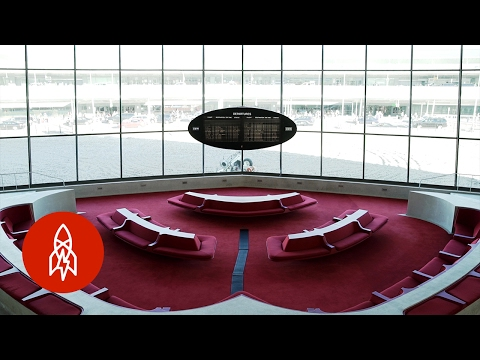 JFK's TWA Terminal 5: A Modern Aviation Relic