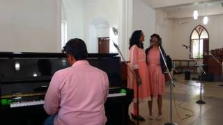 Download Yesuve neer nallavar - Piano cover - Family song sunday MP3 song and Music Video
