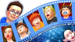 سيمز 4 إنشاء سيم انا جديدة في سلسلة هاري بوتر (الشخصيات)