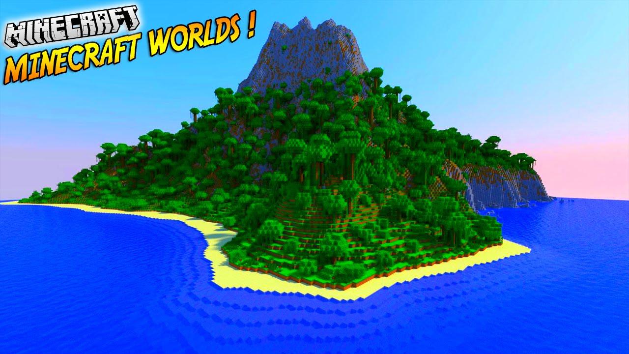 Minecraft Worlds mod (MCW) - Mods - Minecraft - CurseForge