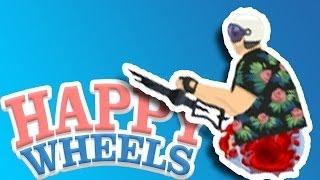 ЖИВУЧИЙ СОЛДАТ | Happy Wheels