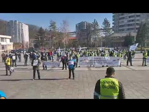 Protest Cartel Alfa
