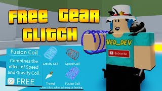 FREE GEAR GLITCH in Tower Of Hell! (Roblox)