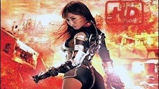 Железная девушка (фантастика) HD
